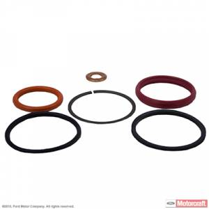 Fuel Injection Parts - Fuel System Misc. Parts - Ford Genuine Parts - Ford MotorcraftFuel Injector O-Ring Kit, Ford (1994-03) 7.3L Power Stroke
