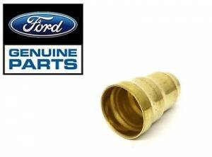 Fuel Injection Parts - Fuel System Misc. Parts - Ford Genuine Parts - Ford Motorcraft Fuel Injector Cup Sleeve, Ford (1994-03) 7.3L Power Stroke