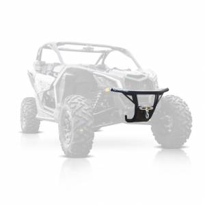 HMF Racing - HMF Defender HD Front Bumper, Can-Am Maverick X3