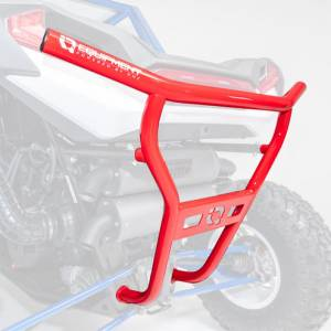 HMF Racing - HMF Defender HD Rear Bumper, Polaris RZR XP, Turbo S (2019)