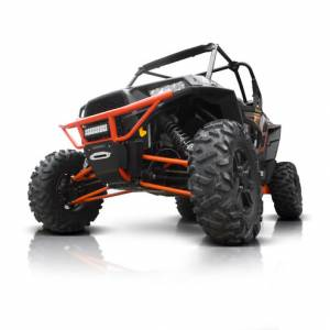 HMF Racing - HMF Defender HD Front Bumper, Polaris RZR XP 1000 (2014-18)