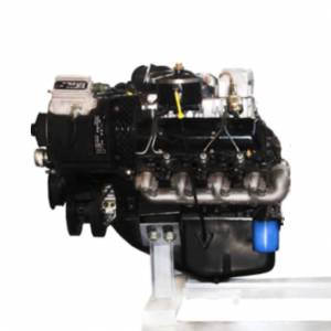 Advanced Vehicles Assembly - AVA Complete Humvee Engine, 6.5L De-Tuned Non-Turbo (for 6.2L Up-Grade) 160hp