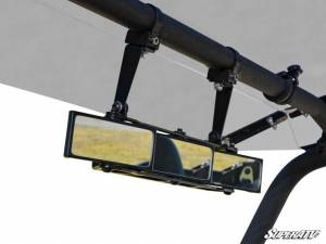 "UTV/ATV - UTV Accessories - SCT - 3 Panel Rear View Mirror With 1.5"" Clamps"