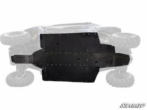 UTV/ATV - UTV Frame/ Chassis - SuperATV - Can-Am Maverick Trail Full Skid Plate