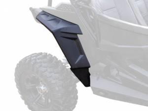 UTV Accessories - UTV Fender Flares - SuperATV - Polaris RZR 900 Fender Flares (REAR ONLY)