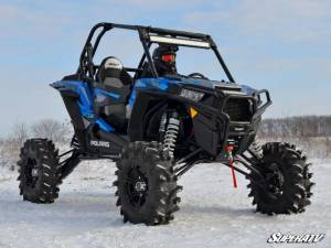 "UTV/ATV - UTV Lift Kits/ Portals - SuperATV - Polaris RZR XP Turbo 10"" Lift Kit (Rhino 2.0 Axles)"