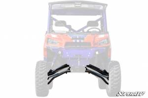 "UTV/ATV - UTV Lift Kits/ Portals - SuperATV - Polaris Ranger XP 570, Pro Fit Cab, 6"" Lift Kit, Rhino 2.0 Axles, (2015-16) Black"
