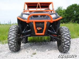 "UTV/ATV - UTV Lift Kits/ Portals - SuperATV - Polaris RZR 800, 6"" Lift Kit, Rhino 2.0 Axles (2008-14) Red"