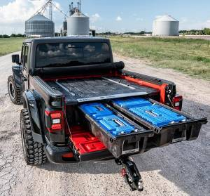 Decked - Decked Bed Storage Solution, Jeep (2020) Gladiator - Image 5