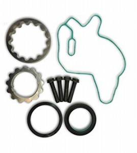 Engine Parts - Oil System & Filters - Ford Genuine Parts - Ford Motorcraft Low Pressure Oil Pump Gear Kit, Ford (2008-10) 6.4L Power Stroke LPOP