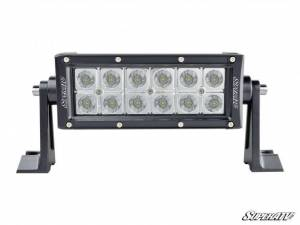 "Off-Road Lighting - LED Lights - SuperATV - 6"" Combination Spot/ Flood Light Bar"