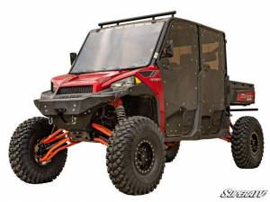 "UTV/ATV - UTV Lift Kits/ Portals - SuperATV - Polaris Ranger XP 900 6"" Lift Kit, Rhino X300 Axles (2013-18) Orange"