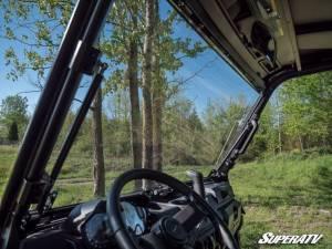 SuperATV - Polaris Ranger XP 1000 High Lifter Edition, Scratch Resistant Flip Windshield Standard Cab (2019) - Image 9