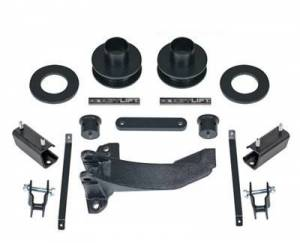 "Steering/Suspension Parts - Leveling Kits - ReadyLIFT Suspension - ReadyLIFT Leveling Kit, Ford (2011-16) F-350 Super Duty 4x4, 2.5"" (Stage 2)"