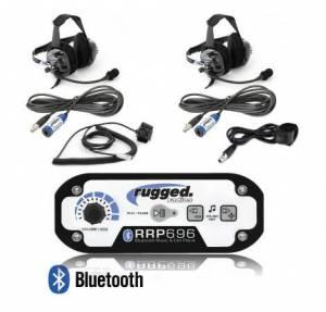 Electronic Accessories - VHF/UHF Radios - Rugged Radios - Rugged Radios RRP6962-Place Intercom with BTU Headsets