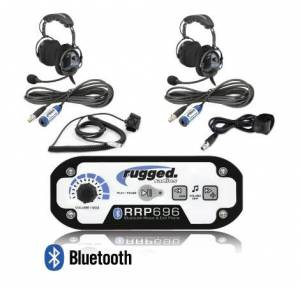 Electronic Accessories - VHF/UHF Radios - Rugged Radios - Rugged Radios RRP696 2-Place Intercom with OTU Headsets