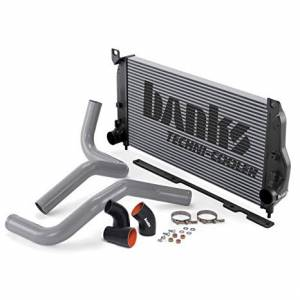 Banks Power - Banks Power Techni-Cooler Intercooler Kit, Chevy/GMC (2004.5-05) 6.6L Duramax LLY