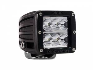 Off-Road Lighting - Cube LED Lights - Rigid Industries - Rigid Industries Pod, D2 LED Light - Wide