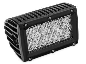"Off-Road Lighting - Dual Row LED Light Bars - Rigid Industries - Rigid Industries, 4"" E-Series Diffused LED Light Bar, White"