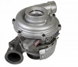 Turbos/Superchargers & Parts - Stock Replacement Turbos - Garrett - Garrett Turbo Kit, Ford (2005.5-07) 6.0L Power Stroke (GT3782VA), NEW