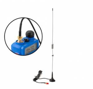 Electronic Accessories - VHF/UHF Radios - Rugged Radios - Rugged Radios Dual Band Magnetic Mount Antenna For Rugged RH-5R Handheld Radios