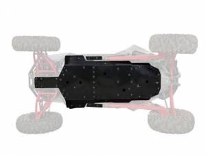 UTV Frame/ Chassis - Skid Plates - SuperATV - Polaris RZR RS1 Full Skid Plate