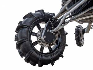 "Portals - Polaris - SuperATV - Polaris RZR XP 1000 8"" Portal Gear Lift, Standard Edition (2014)"