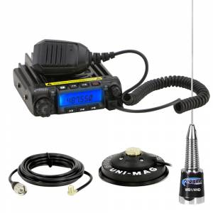 Electronic Accessories - VHF/UHF Radios - Rugged Radios - Rugged Radios RK-RM45 (VHF) Radio Kit