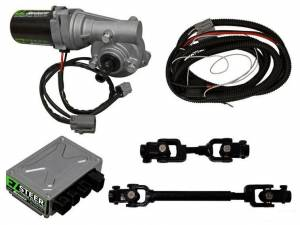 UTV Accessories - UTV Steering/Suspension - SuperATV - Honda Pioneer 1000 Power Steering Kit