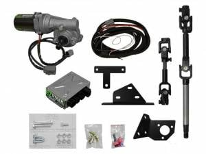 UTV Accessories - UTV Steering/Suspension - SuperATV - Polaris Ranger Midsize 500 Power Steering Kit (2017+)