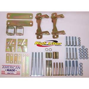 "UTV/ATV - UTV Lift Kits/ Portals - HighLifter - High Lifter Products 2.5"" Lift Kit Kawasaki Teryx 750, (2009-13)"