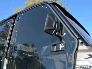 SuperATV - Polaris Ranger Cab Enclosure Doors (2 Door) Full Doors Standard - Image 6