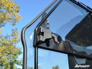 SuperATV - Polaris Ranger Cab Enclosure Doors (2 Door) Full Doors (Vented) - Image 9