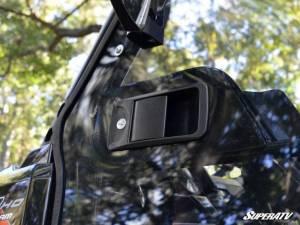 SuperATV - Polaris Ranger Cab Enclosure Doors (2 Door) Full Doors (Vented) - Image 8