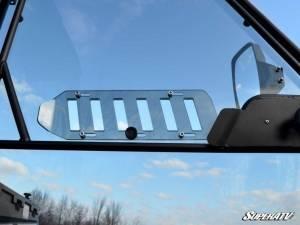 SuperATV - Polaris Ranger Cab Enclosure Doors (2 Door) Full Doors (Vented) - Image 5