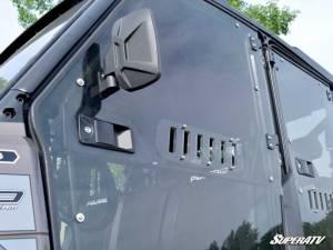 SuperATV - Polaris Ranger Cab Enclosure Doors (2 Door) Full Doors (Vented) - Image 4