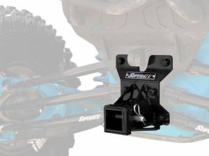 Radius Plates - SuperATV - Can-Am Maverick X3 Rear Receiver Hitch