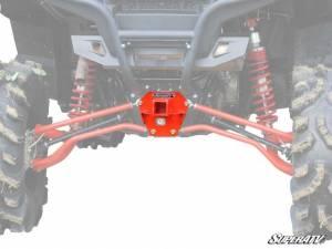 UTV/ATV - UTV Radios/Audio - SuperATV - Polaris RZR XP 900 Rear Receiver Hitch (Red)