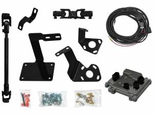 UTV Accessories - UTV Steering/Suspension - SuperATV - Kawasaki Mule FXT Power Steering Kit