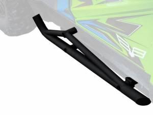 UTV/ATV - UTV Rock Sliders/Nerf Bars - SuperATV - Textron Wildcat XX Nerf Bars