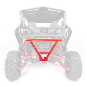 HMF Racing - HMF Defender Rear Bumper, Honda Talon 1000R/X, (With Hitch Receiver)