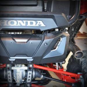 MBRP PowerSports - MBRP Powersports,Honda Talon 1000 - Oval Slip-on  Muffler (2019-20) - Image 2