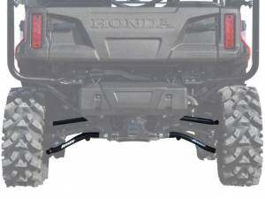 "UTV/ATV - UTV Lift Kits/ Portals - SuperATV - Honda Pioneer 1000 High Clearance 1.5"" Offset Rear A-Arms"
