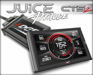 Electronic Performance - Edge Products - Edge Products Juice w/ Attitude CTS2, Dodge(2013-18) 6.7L Cummins