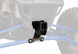 Radius Plates - SuperATV - Polaris RZR PRO XP Rear Receiver Hitch