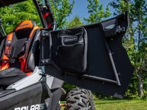 Storage/Tie Downs - SuperATV - Polaris RZR Door Bags (Super ATV Aluminum Doors)