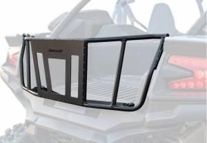 Cargo Rack/ Tailgates - SuperATV - Kawasaki Teryx KRX 1000 Bed Enclosure