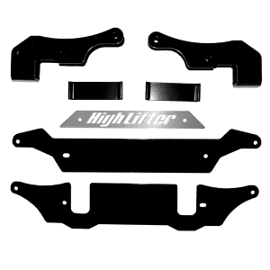 "UTV/ATV - UTV Lift Kits/ Portals - HighLifter - High Lifter, Polaris RZR, XP 1000, 3-5"" Signature Series Lift Kit (2015-2020)"