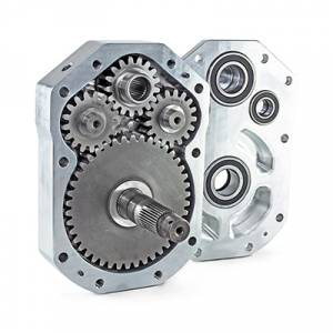 "Portals - Can Am  - HighLifter - High Lifter, Portal Gear Lift 6"" Can-Am Defender MAX - 60% Gear Reduction (Dual Idler Version)"