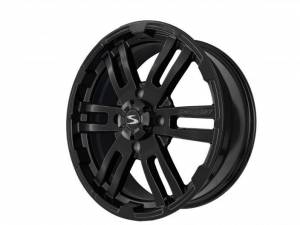 "UTV Tires/Wheels - Wheels - SuperATV - SuperATV, Healy Fast Series 20"" Wheels, 7 inch wide, 4/137"